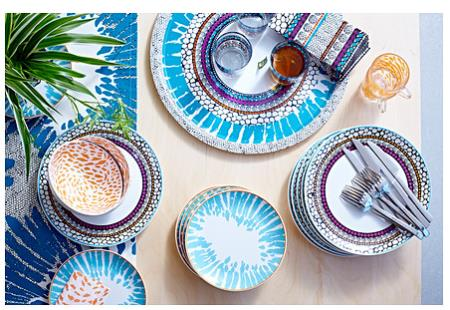 driftig kolekcja talerzy ikea
