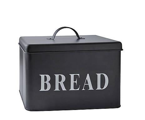 metalowy pojemnik na chleb