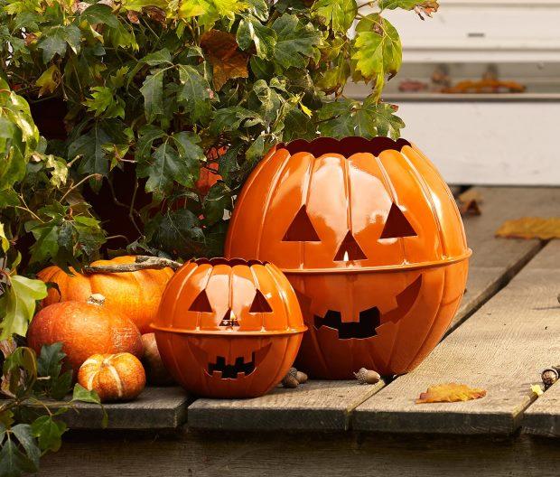 Halloween dekoracje dynia